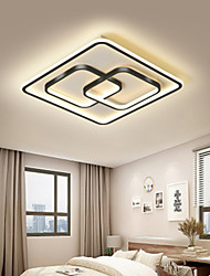 cheap -42 cm LED Ceiling Light Round Square Simple Modern Personality Nordic Ins Household Lamp Bedroom Living Room Office