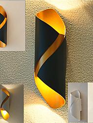 cheap -Light Luxury Nordic Waterproof Wall Lamp Modern Simple Living Room Bedroom Bedside Background Wall Lamp Aisle Stair Outdoor Waterproof Wall Lamp