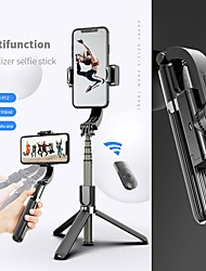 cheap -LITBest Selfie Stick Bluetooth Extendable Max Length 86 cm For Universal Android / iOS Universal