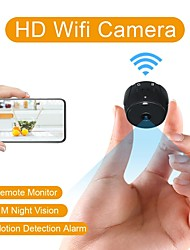 cheap -Mini Wifi HD Camera Wireless Remote Monitoring Small IP Camera Video Recorder Motion Detection