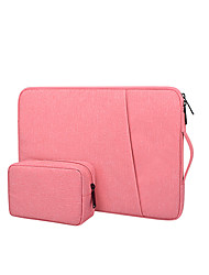 cheap -Unisex Bags Polyester Top Handle Bag 2 Pieces Purse Set Zipper Handbags Office & Career Black Blushing Pink Dark Gray Navy Blue