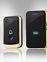 cheap -Q192-BG mart Wireless Doorbell 45 Songs Ringtones & 200m Transmission Music DoorBell