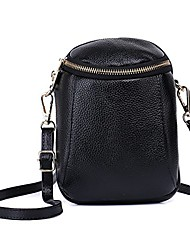 cheap -zg totally hand braided vegan leather small crossbody bag cell phone purse wallet for women girls black