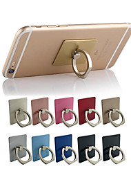 cheap -10PCS Finger Ring Mobile Phone Holder Stand for Phones Grip Support Accessories Cell Mount Mixed Colors