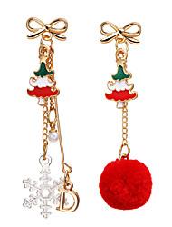 cheap -Women's Pearl Earrings Tassel Fringe Stylish European Trendy Sweet Pearl Earrings Jewelry Gold For Christmas Party Evening Street Gift Festival