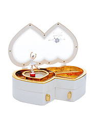 cheap -Music Box Music Jewelry box Piano Ballet Dancer Unique ABS Women's Unisex Girls' Kid's Adults Graduation Gifts Toy Gift