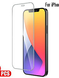 cheap -3PCS Tempered Glass For iPhone 12 11 Pro Max 12 Mini Protective Films For iPhone 12 11 X XS MAX XR SE 2020 8 7 6 Plus 5 se Full Cover Screen Protector Tempered Glass