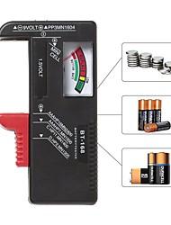 cheap -168 Digital Battery Capacity Tester for 18650 14500 Lithium 9V 9V 3.7V 1.5V AA AAA Cell C D Battery Tester Dropship M05 20