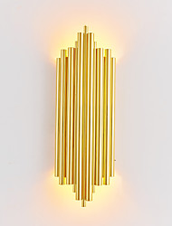 cheap -Creative Modern Nordic Style Wall Lamps Wall Sconces LED Wall Lights Bedroom Dining Room Iron Wall Light 110-120V 220-240V