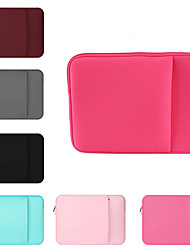 cheap -11.6 Inch Laptop / 12 Inch Laptop / 13.3 Inch Laptop Sleeve / Tablet Cases Polyester Textured / Plain for Men for Women for Business Office Waterpoof Shock Proof