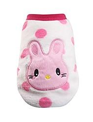 cheap -pet apparel, ღ  ღ cute dog cat puppy clothing sweater small puppy shirt soft pet cat coats (xl, multicolour 4)