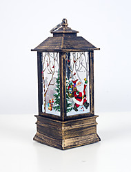 cheap -Printed Christmas Portable Lanterns Home Garden Decoration Pendant