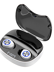 cheap -TW90 Wireless Earbuds TWS Headphones Bluetooth5.0 Stereo Dual Drivers with Charging Box Auto Pairing Mobile Power for Smartphones for Sport Fitness