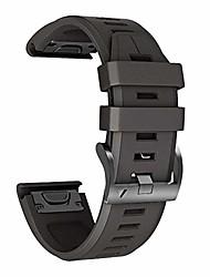 cheap -compatible fenix 5 plus watch band replacement silicone watch strap for fenix 5/fenix 5 plus/fenix 6/fenix 6 pro/forerunner 935/forerunner 945/approach s60/quatix 5 smartwatch(black)