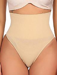 cheap -women seamless firm control shapewear high waist bodysuit body shaper panty