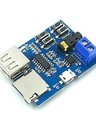 cheap -Mp3 Lossless Decoder Board Comes With Amplifier Mp3 Decoder tf Card u Disk Decoder Player