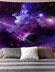 cheap -galaxy tapestry starry sky tapestry psychedelic tapestry space landscape tapestry purple starry art print wall hanging tapestry for home decor& #40;h70.8×w92.5 inches& #41;