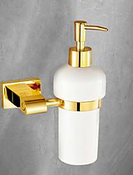 cheap -Soap Dispenser Contemporary Brass 1pc - Bathroom