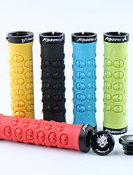 cheap -Bike Handlerbar Grips Wearable Outdoor Eco-Friendly For Mountain Bike MTB BMX Folding Bike Recreational Cycling Fixed Gear Bike Cycling Bicycle Rubber Aluminium 6061 Mineral Green Black Yellow
