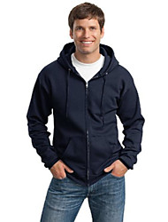 cheap -port & company men's tall ultimate full zip hooded sweatshirt xlt navy