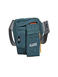 cheap -waist pack travelling fanny pack hiking waist bag water resistant by  fitness sports adjustable runner waterproof bag pouch for women/men suitable for iphone android phone ,card ,key (green)
