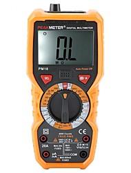 cheap -Digital Multimeter Multimetro PM18 Voltage Current Tester Resistance Tester Capacitance Frequency Temperature hFE NCV multimeter