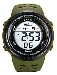 cheap -students outdoor watches alarm 50m waterproof trendy large dial multifunctional sports digital watch for teenagers boys