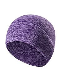 cheap -skull cap ear warmer helmet liner for men - winter beanie hat for skiing,running,cycling - fits under helmet purple