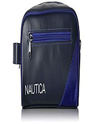 cheap -men's top zip travel kit toiletry bag organizer, royal blue, one size