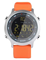 cheap -LITBest V19 Men Women Smartwatch Android iOS Bluetooth Touch Screen Heart Rate Monitor Blood Pressure Measurement Sports Smart ECG+PPG Timer Pedometer Sleep Tracker Sedentary Reminder