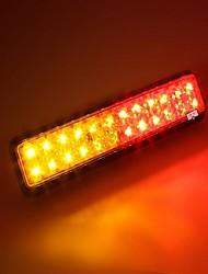 cheap -2 Pcs 12V 24V 1.5W 24LED Tail Indicator Singal Light Lamp Latest LED Truck AU ship
