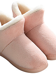 cheap -Women's Slippers House Slippers Casual Faux Fur Shoes