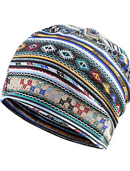 cheap -Unisex Protective Hat Acrylic Basic - Print Spring Winter Blue Red Wine
