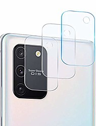 cheap -compatible galaxy s10 lite camera lens protector, [3 pack]thin transparent clear camera tempered high definition camera lens protector for samsung galaxy s10 lite,clear