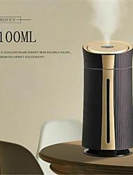 cheap -1100ML Air Humidifier Ultrasonic USB Diffuser Aroma Essential Oil 7 Color Night Light Cool Mist Purifier Humidificador Gift