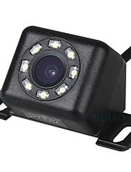 cheap -ZIQIAO Car Reverse Rear View Camera Universal Waterproof Night Vision HD Parking Backup Camera HS068