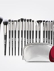 cheap -20 Makeup Brush Set With Brush Bag Beauty Tools Soft Comfortable and Multifunctional