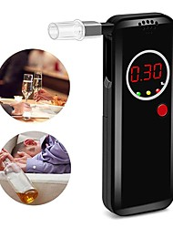 cheap -High-precision Alcohol Tester Breathing Blowing Alcohol Tester Handheld Drunk Driving Tester