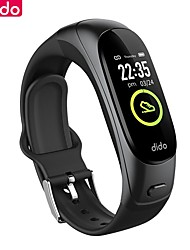 cheap -Smart Bracelet Bluetooth Headset Two-in-one Call Sleep Heart Rate Monitoring Multi-function Color Screen Sports Bracelet