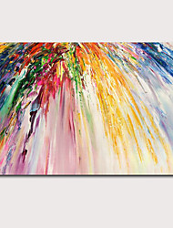 cheap -Oil Painting Handmade Hand Painted Wall Art Home Decoration Decor Rolled Canvas No Frame Unstretched