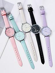 cheap -Women's Quartz Watches Analog Quartz Stylish Colorful Casual Watch / PU Leather