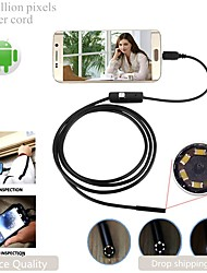 cheap -1m Android Mobile Phone Usb Endoscope 5.5mm Camera Automotive Dental Industry Pipeline Scope