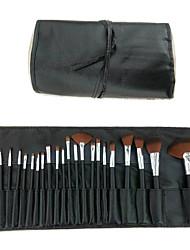 cheap -8 Pcs Makeup Brush Macarons Makeup Brush Set Makeup Tools Beauty Portable