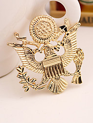 cheap -Wedding Party / Daily Wear Party Accessories Brooches & Pins Metal / Solid Alloy Fashion / Creative / Wedding