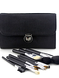 cheap -12 makeup brushes makeup brush set 12 portable makeup tools animal hair makeup brushes factory direct sales