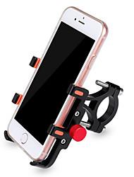 cheap -Bike Phone Mount Anti-Shake / Damping Non-Skid Easy to Install for Road Bike Mountain Bike MTB Recreational Cycling Aluminium alloy Cycling Bicycle Black Red Grey