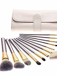 cheap -18 makeup brushes set professional eyebrow eyelash lip make up brushes beauty cosmetic tools with case