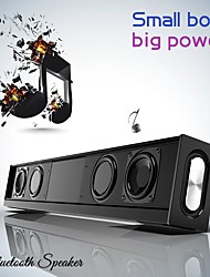 cheap -S688 Portable TV Bluetooth Speaker 20W Super bass 3D Surround speakers support TF FM audio remote control for phone Loudspeaker
