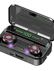 cheap -V13 Wireless Earbuds TWS Headphones Bluetooth5.0 Stereo with Volume Control with Charging Box Mobile Power for Smartphones Smart Touch Control for Mobile Phone