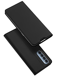 cheap -Phone Case For OPPO Full Body Case Leather Oppo Find X2 Reno 4 5G Reno 4 Pro 5G Oppo F11 Pro OPPO F11 oppo A9 2020 OPPO A5 2020 realme 6 Pro Oppo Realme 6 / Realme 6S Oppo A72 / A52 / A92 Card Holder